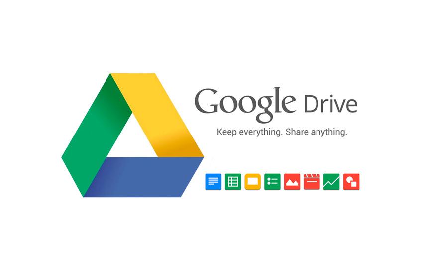 Google Drive compatible con iOS