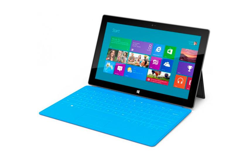 Surface: La nueva tablet de Microsoft