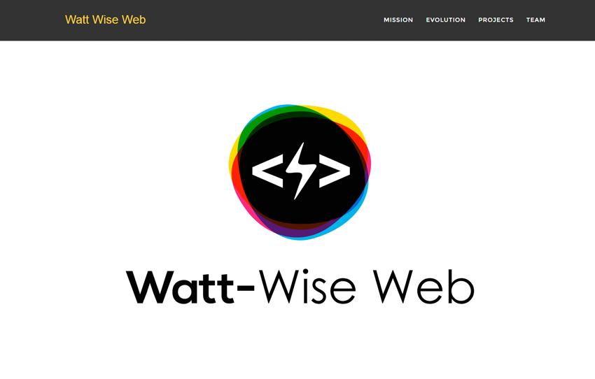 Páginas web que consumen poca energía gracias a herramientas GreenWeb