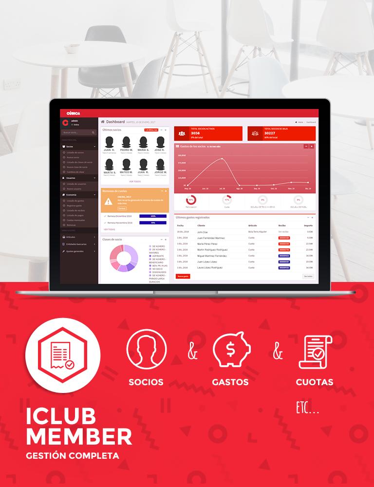 iClub Member