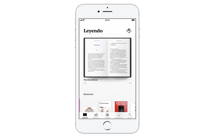 Apple Books, la App de lectura para iPad y iPhone que sustituirá a iBooks