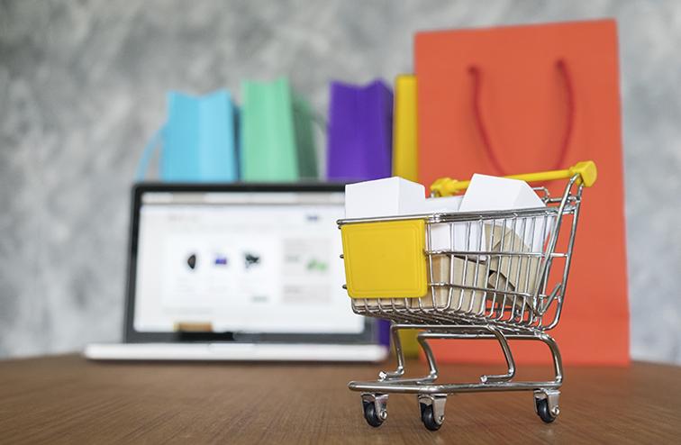 Cada vez más consumidores españoles realizan sus compras a través de internet